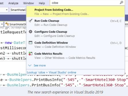 Visual Studio 2019 Preview 1 est disponible et prend en