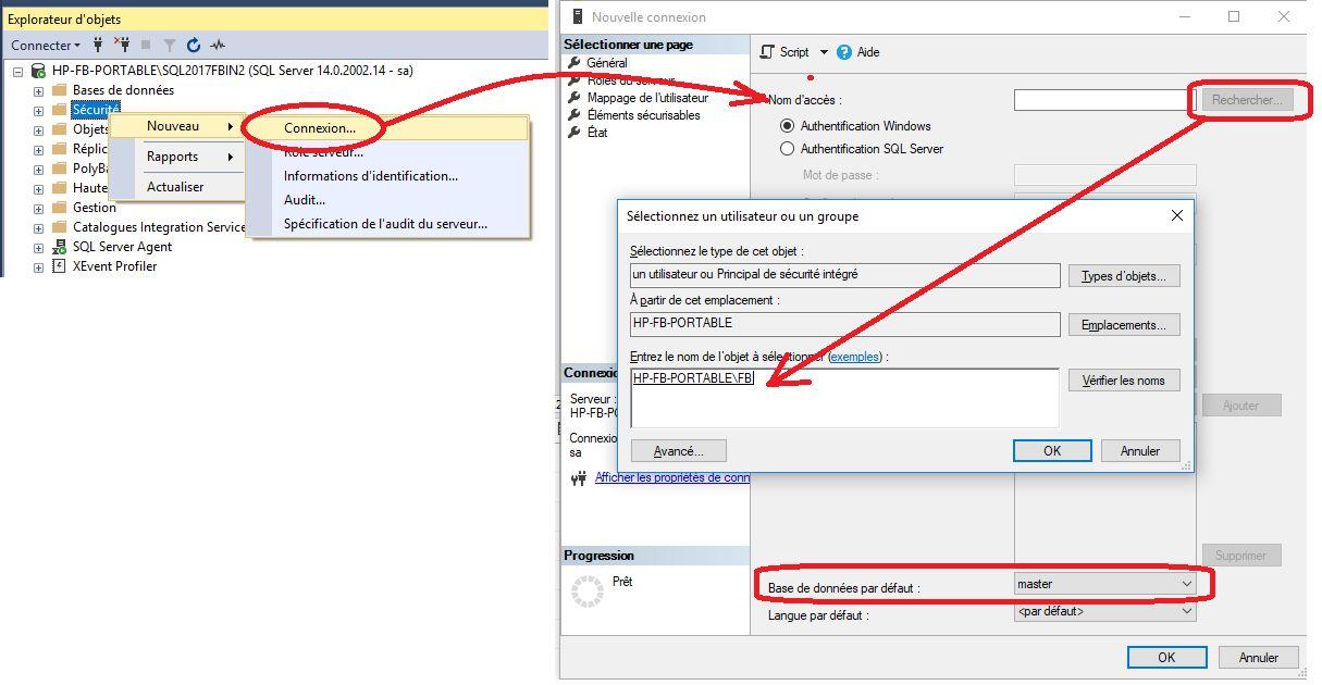 Nom : Créer les comptes de connexion SQL Server.jpg Affichages : 20 Taille : 96,2 Ko
