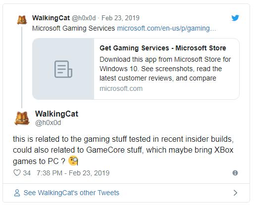 Les jeux Xbox sur PC, bientôt une réalité avec Windows 10 ?
