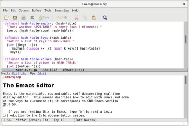 La version 26 2 de GNU Emacs est disponible et apporte la