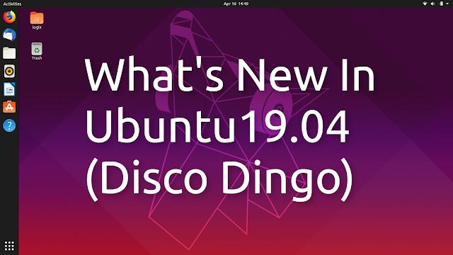 Ubuntu 19 04 Disco Dingo Est Publie Avec La Version 5 0 Du