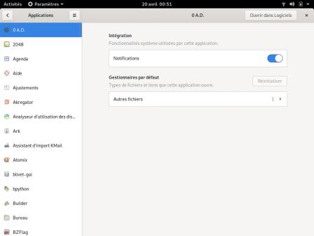 Nom : .GNOME-Configuration_des_applications_m.png Affichages : 5953 Taille : 39,2 Ko
