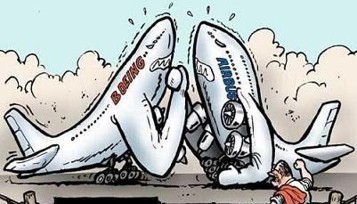Nom : Boeing v Airbus.jpg Affichages : 5275 Taille : 30,4 Ko