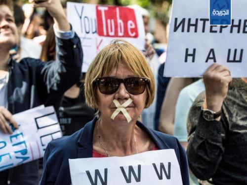 Poutine promulgue une loi controversée sur le contrôle d'Internet — Russie