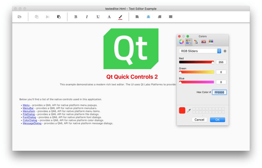 Nom : qtquickcontrols2-texteditor-desktop.png Affichages : 168 Taille : 38,6 Ko