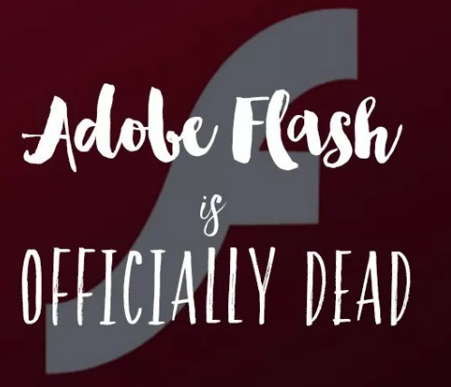 Nom : flash is dead.png