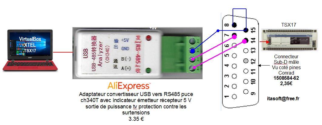 Nom : Connexion_au_TSX17usb3.JPG Affichages : 96 Taille : 72,8 Ko