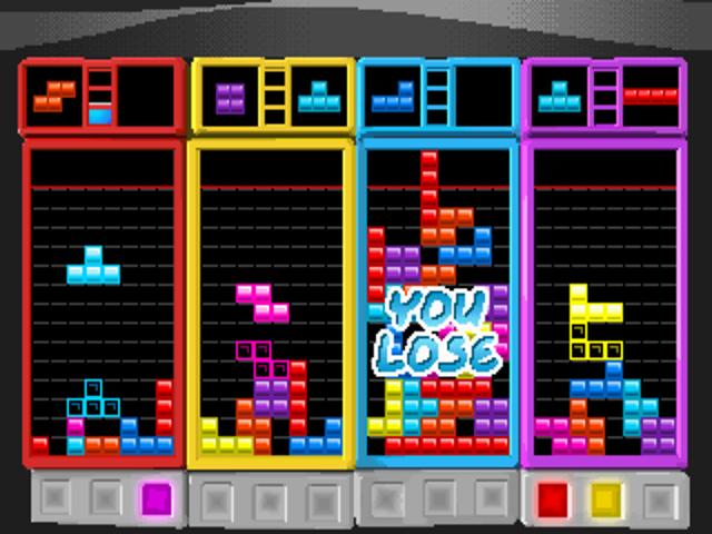 Tetris Geo