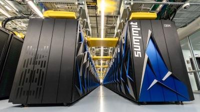 Nom : summit-supercomputer-long-shot.jpg Affichages : 23640 Taille : 43,1 Ko