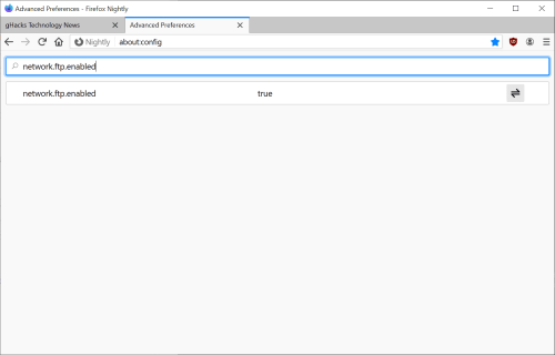 Nom : firefox-ftp-support.png Affichages : 12221 Taille : 11,9 Ko