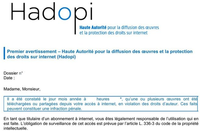 Nom : Hadopi.PNG Affichages : 2031 Taille : 200,8 Ko