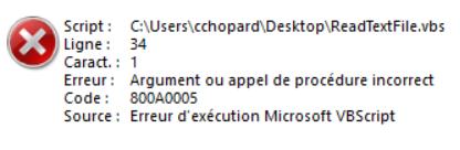 Nom : erreur vbs créer un fichier.png Affichages : 29 Taille : 31,3 Ko