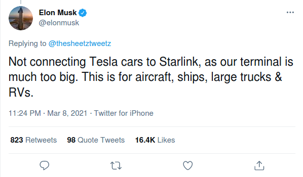 Nom : Screenshot_2021-03-09 Elon Musk on Twitter.png Affichages : 1815 Taille : 34,8 Ko