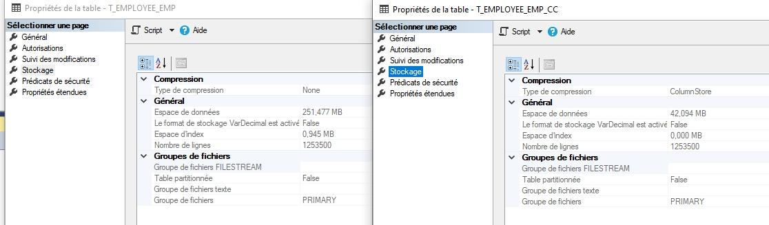 Nom : table storage clustered vs columnstore.jpg Affichages : 44 Taille : 142,7 Ko