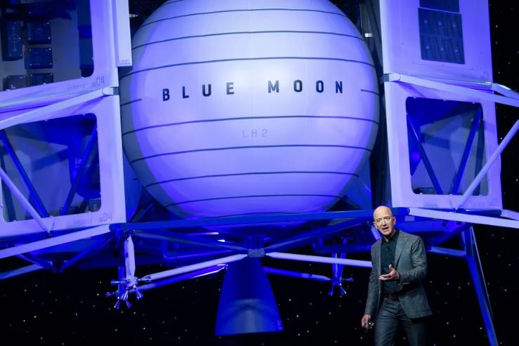 Nom : Screenshot_2021-07-28 Jeff Bezos offers NASA  billion to pick Blue Origin's lunar lander in la.png Affichages : 2156 Taille : 707,1 Ko
