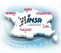 Un groupe pour tous les �tudiants ou dipl�m�s des Instituts Nationaux de Sciences Appliqu�es (Lyon, Rennes, Rouen, Strasbourg et Toulouse).
